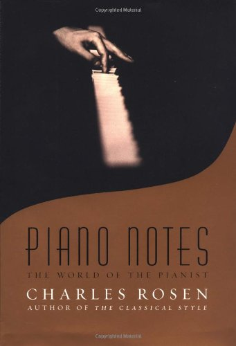 9780743203821: Piano Notes: The Hidden World of the Pianist