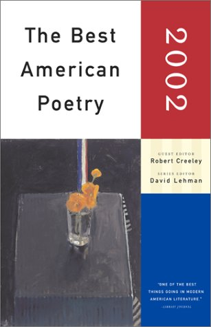 The Best American Poetry 2002: Creeley