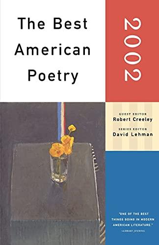 The Best American Poetry 2002: Robert Creeley