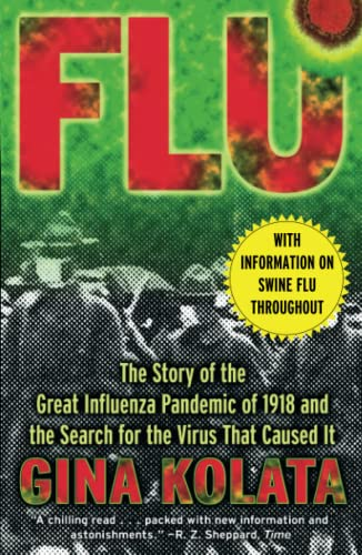 9780743203982: Flu: The Story Of The Great Influenza Pandemic of 1918 and the Search for the Virus that Caused It