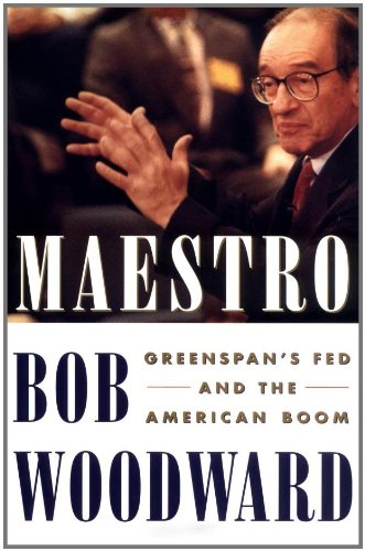 9780743204125: Maestro: Greenspan's Fed And The American Boom