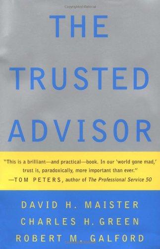 9780743204149: The Trusted Advisor