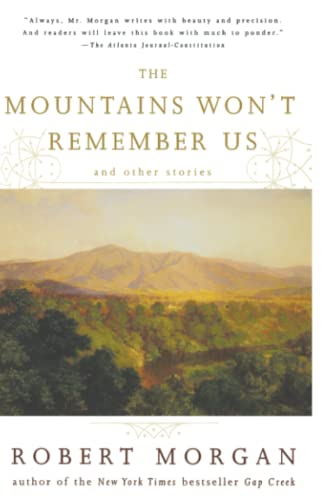 9780743204217: The Mountains Won't Remember Us: and Other Stories