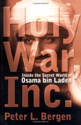 9780743205023: Holy War, Inc.: Inside the Secret World of Osama Bin Laden