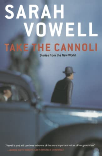 9780743205405: Take the Cannoli: Stories From the New World