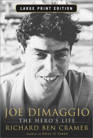 9780743206389: Joe Dimaggio: The Hero's Life