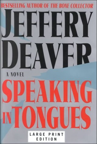 Speaking In Tongues (0743206398) by Jeffery Deaver