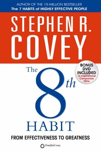 9780743206822: The 8th Habit: From Effectiveness to Greatness