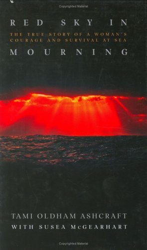 9780743207102: Red Sky In Mourning: The True Story Of A Woman's Courage And Survival At Sea