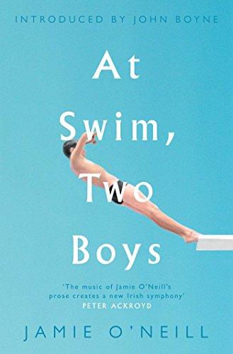 9780743207140: At Swim, Two Boys