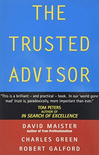 9780743207768: Trusted Advisor