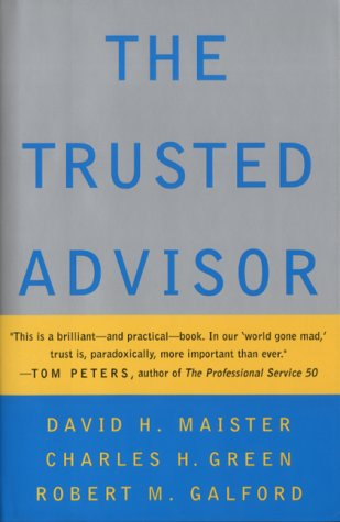 9780743209632: The Trusted Advisor