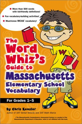 9780743211024: The Word Whiz's Guide to Massachusetts Elementary School Vocabulary (Grades 1-5)