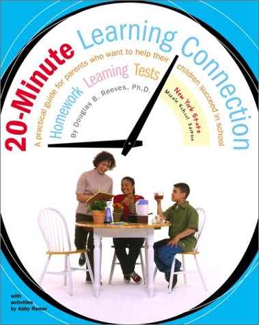 20-Minute Learning Connection: New York Middle School Edition: A Practical Guide for Parents Who ...