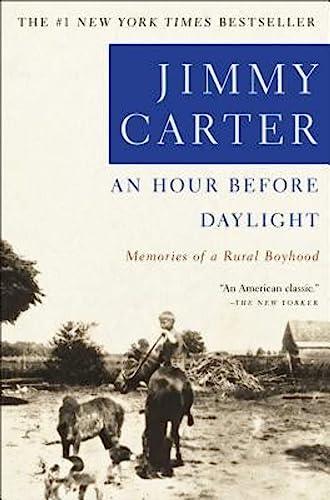 9780743211994: An Hour Before Daylight: Memories of a Rural Boyhood
