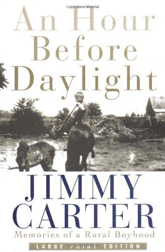 9780743212205: An Hour Before Daylight: Memories Of A Rural Boyhood