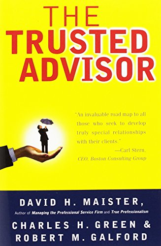 9780743212342: The Trusted Advisor