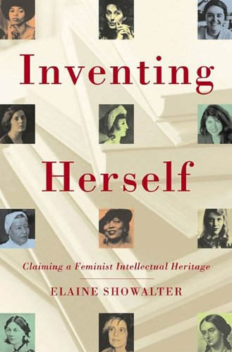 9780743212922: Inventing Herself: Claiming a Feminist Intellectual Heritage