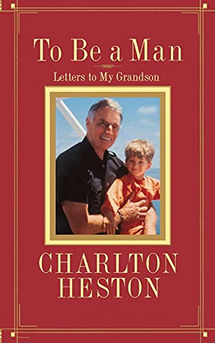 9780743213110: To Be a Man: Letters to My Grandson