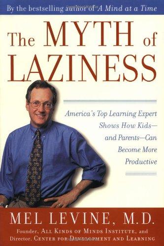 9780743213677: The Myth of Laziness