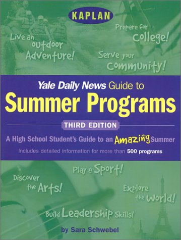 9780743214261: Yale Daily News Guide to Summer Programs