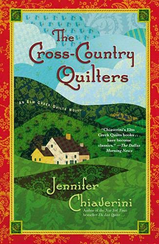 9780743214896: The Cross-Country Quilters (Elm Creek Quilts Series #3)