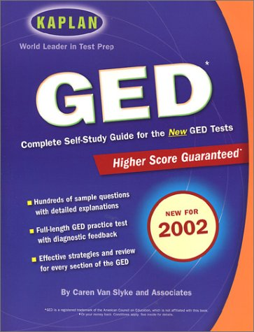 9780743215558: Kaplan GED, Fifth Edition