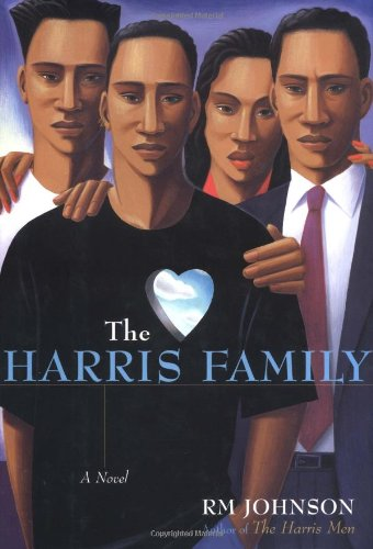 The Harris Family: A Novel: Johnson, RM