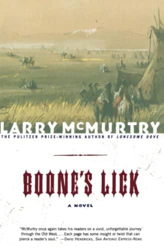 9780743216272: Boone's Lick: A Novel