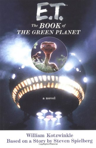 9780743216401: E.T.: The Book of the Green Planet: A Novel