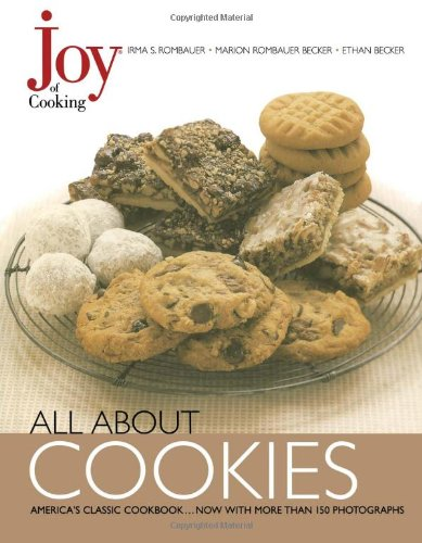 9780743216807: Joy of Cooking: All About Cookies