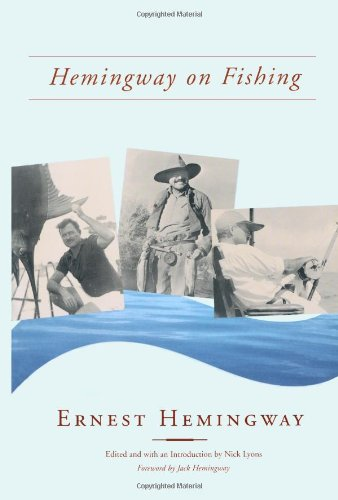 9780743219181: Hemingway on Fishing