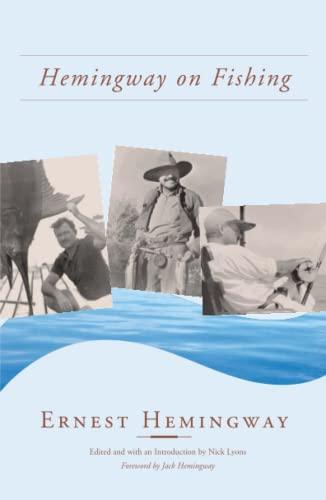 Hemingway on Fishing (074321918X) by Ernest Hemingway