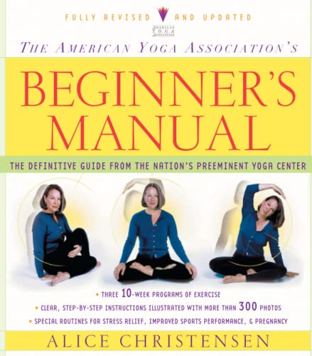 9780743219419: The American Yoga Association Beginner's Manual Fully Revised and Updated