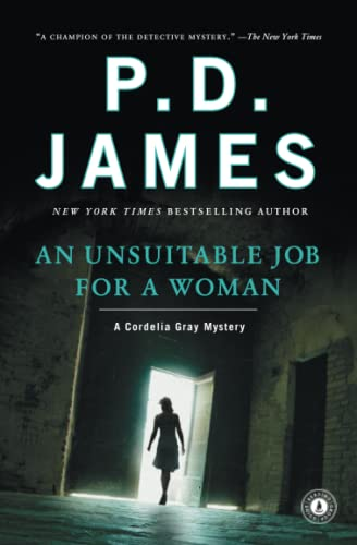 9780743219556: Unsuitable Job for A Woman, an (Cordelia Gray Mysteries (Paperback))