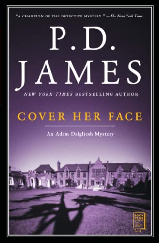 9780743219570: Cover Her Face: An Adam Dalgliesh Mystery (Adam Dalgliesh Mysteries)