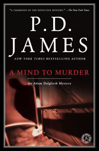 9780743219587: A Mind to Murder (Adam Dalgliesh Mysteries)