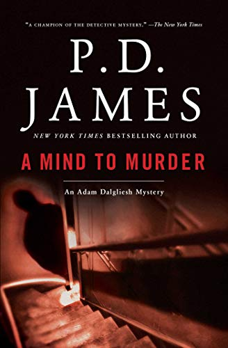 9780743219587: A Mind to Murder (Adam Dalgliesh Mysteries, No. 2)