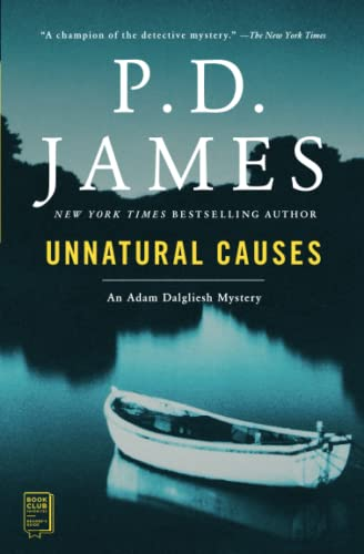 9780743219594: Unnatural Causes (Adam Dagliesh Mystery Series #3)