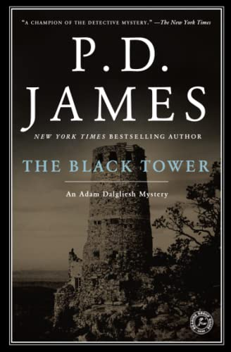 9780743219617: The Black Tower (Adam Dalgliesh Mystery Series #5)