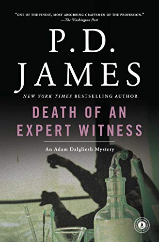 9780743219624: Death of an Expert Witness (Adam Dalgliesh Mysteries)