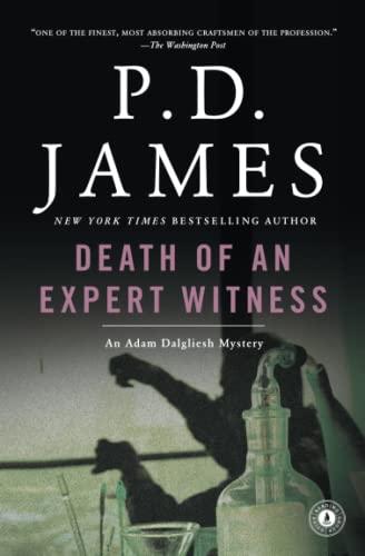 9780743219624: Death of an Expert Witness (Adam Dalgliesh Mysteries)