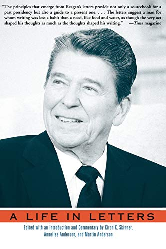 Reagan: A Life In Letters Skinner, Kiron