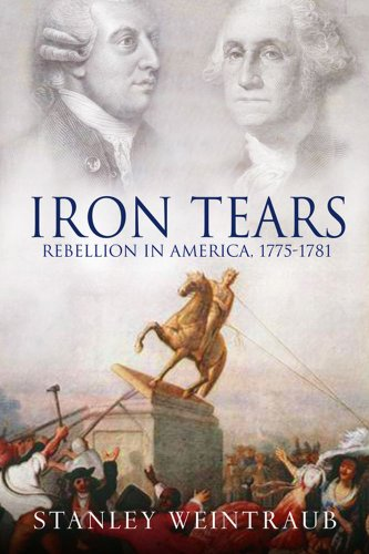 9780743219921: Iron Tears: Rebellion in America - 1775-1783