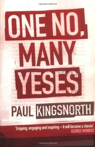 9780743220279: One No, Many Yeses: A Journey to the Heart of the Global Resistance Movement