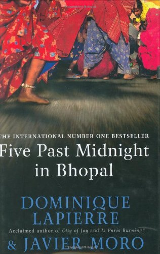 9780743220347: Five Past Midnight in Bhopal