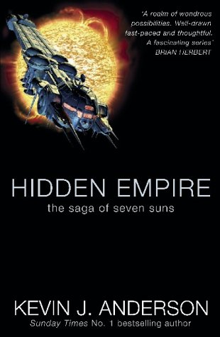 9780743220453: Hidden Empire