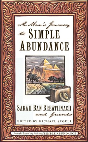 9780743221894: Man's Journey to Simple Abundance