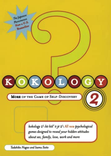 9780743222129: Kokology 2: More of the Game of Self-Discovery