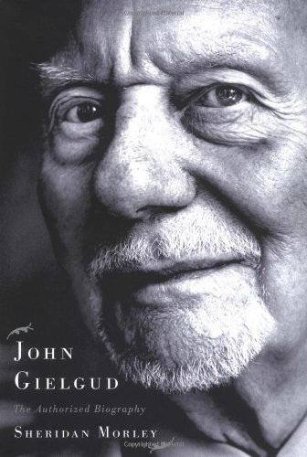 9780743222426: John Gielgud: The Authorized Biography